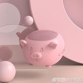 【粉系萌寵 便攜低音炮】卡通鼠禮品無線藍芽音箱可愛少女藍芽小音 (橙子精品)
