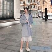 斗篷外套女 雙面羊絨大衣女斗篷2020年秋冬流行中長款氣質加厚外套女 HD
