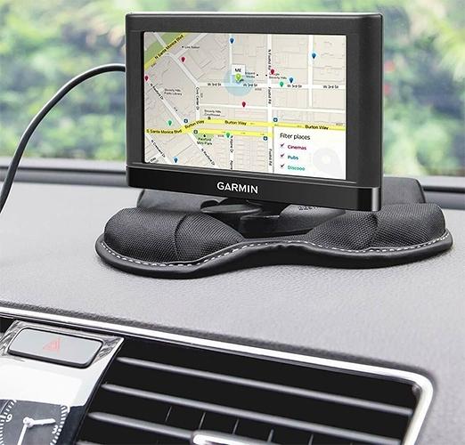 Garmin Nuvi GPS中控台支架子免吸盤底座52/44/54/42/2457 65 61 55 衛星導航手機車架