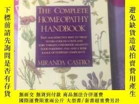 二手書博民逛書店The罕見Complete Homeopathy HandbookY286811 By (author) St