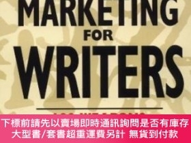 二手書博民逛書店Guerrilla罕見Marketing For WritersY255174 Jay Conrad Levi