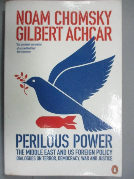 【書寶二手書T7/政治_G6C】Perilous Power:The Middle East and U.S. Fore