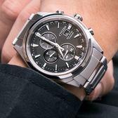 【公司貨5年延長保固】CITIZEN CA0650-82F 光動能鈦金屬男錶