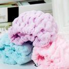 美容用品【FMD069】美妝束髮色彩包頭巾  美容美髮  髮飾 護髮 染髮 護髮巾-SORT