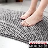 地墊 地毯 衛生間地墊門墊進門廁所衛浴吸水門口墊子腳墊居家用防滑墊浴室地毯 快速出貨