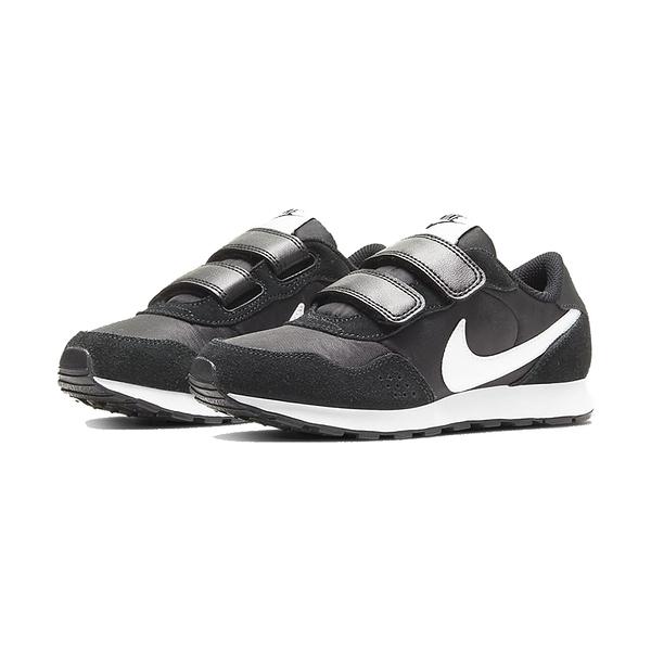 Nike MD Valiant 復古 休閒鞋 中童 魔鬼氈 黑 CN8559002