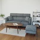 懶骨頭 沙發 和室椅 【收納屋】Vega哈威高背L型沙發& DIY組合傢俱