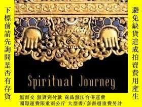二手書博民逛書店【罕見】 2004年版出版 Spiritual Journey: