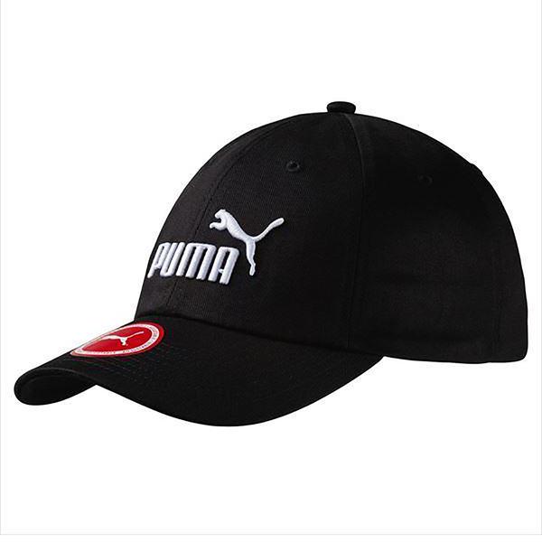 【現貨在庫】 PUMA 基本系列 老帽 棒球帽 帽子 黑【運動世界】05291909