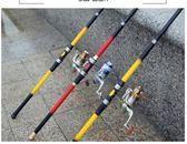 海竿套裝全套組合特價清倉海桿拋竿海釣竿遠投竿超硬甩桿釣桿魚竿  潮流前線