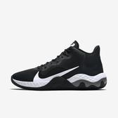 Nike Renew Elevate [CK2669-001] 男鞋 運動 籃球 支撐 抓地力 舒適 穩定 靈敏 黑 白