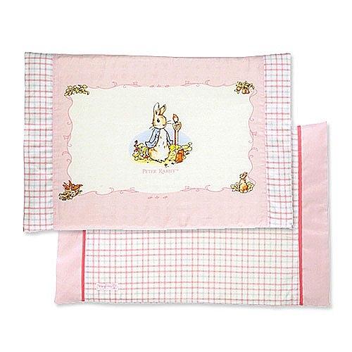 奇哥 粉彩比得兔乳膠枕/乳膠趴枕 (粉色) 675元 (現貨一組)