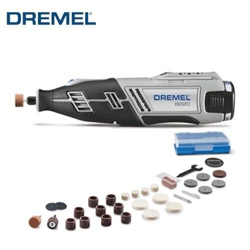 DREMEL 充電式刻磨機 8220-N/30