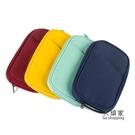 旅行證件包 韓國旅行多功能護照包 出國旅游必備證件包數碼產品收納包保護套