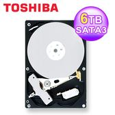 【Toshiba 東芝】6TB 3.5吋 7200轉 硬碟 (MD04ACA600)