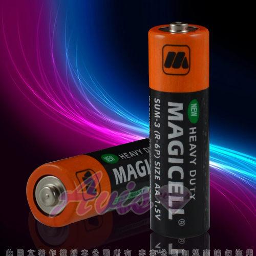 全新無敵 MAGICELL三號電池 SUM-3(R-6P)SIZE AA 1.5V-雙顆