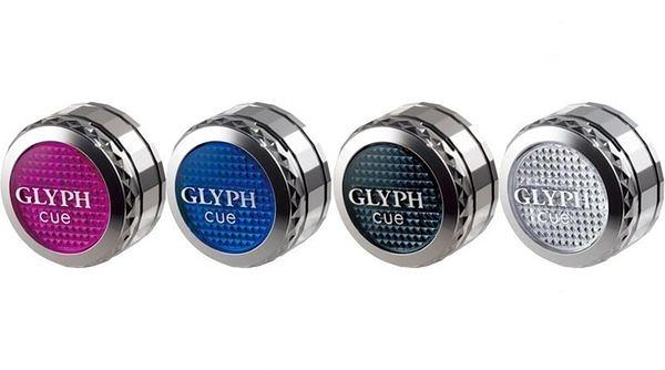 車之嚴選 cars_go 汽車用品【1719】日本CARALL CUE GLYPH 汽車冷氣出風口夾式芳香劑-四種味道選擇