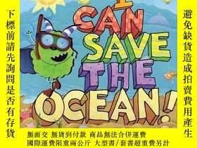 二手書博民逛書店I罕見Can Save the Ocean!Y362136 Alison Inches Ali... Litt