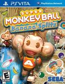 PSV Super Monkey Ball Banana Splitz 超級猴子球 豪華版 Vita!(美版代購)