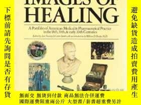 二手書博民逛書店Images罕見of Healing: A Portfolio