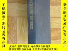 二手書博民逛書店Mastering罕見'Metrics:The Path from Cause to Effect (小16開,精