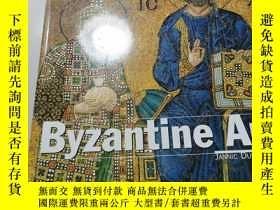 二手書博民逛書店Byzantine罕見Art(實物拍攝)Y272995 Durand Vilo International