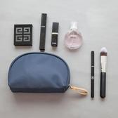 化妝包小號大容量隨身旅行簡約可愛防水女便攜迷你收納品袋Mandyc