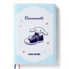 【震撼精品百貨】2020年曆~ Sanrio 大耳狗喜拿 2020年 PU圖案壓紋A6日誌本(鞋子)#45093