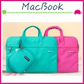 Apple MacBook Air/Pro/Retina 子母手提包系列內膽包 吉瑪仕 收納配件包保護套 單肩電腦包 筆電包