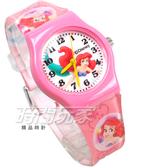 Disney 迪士尼 時尚卡通手錶 小美人魚 公主 兒童手錶 數字 女錶 粉紅色 D小美人魚小P2