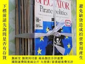 二手書博民逛書店The罕見Spectator 英國(旁觀者)雜誌 2014年 5