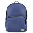 Calvin Klein 經典尼龍LOGO後背包(深藍色)103338-1
