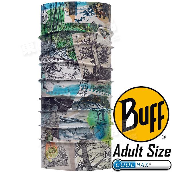 BUFF 117034.555 Adult UV Protection魔術頭巾 Coolmax防臭抗菌圍巾 東山戶外