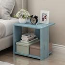 床頭櫃 北歐床頭櫃置物架簡約現代臥室收納櫃經濟型簡易床邊小櫃子儲物櫃【快速出貨】