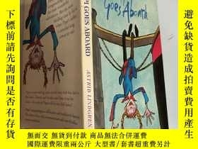 二手書博民逛書店pippi罕見goes aboard :皮皮上船了.,,,Y200392