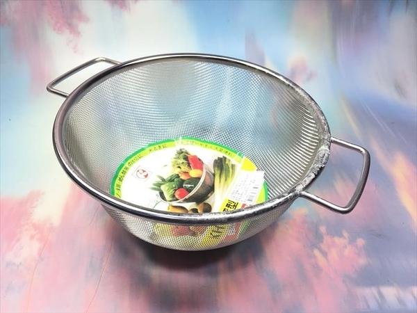 【萬能附耳料理苔-20CM S-1643】633597料理苔 濾網 廚房用具【八八八】e網購