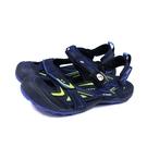 G.P (GOLD PIGEON) 阿亮代言 運動型 涼鞋 護趾 深藍色 男鞋 G1642M-26 no461