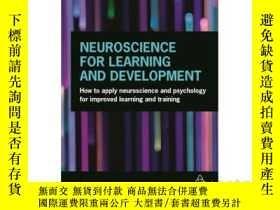 二手書博民逛書店Neuroscience罕見for Learning and D