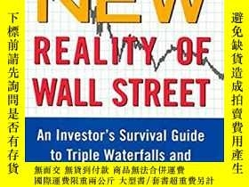 二手書博民逛書店The罕見New Reality of Wall Street