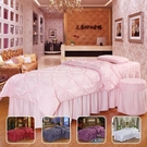 派瑞 美容床罩四件套 美容美體按摩院 足浴推拿SPA床套 可定制