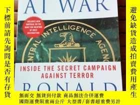二手書博民逛書店THE罕見CIA AT WAR (詳情看圖)12849 THE