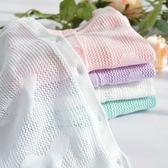 寶寶針織開襟女1-3歲5嬰兒外套公主