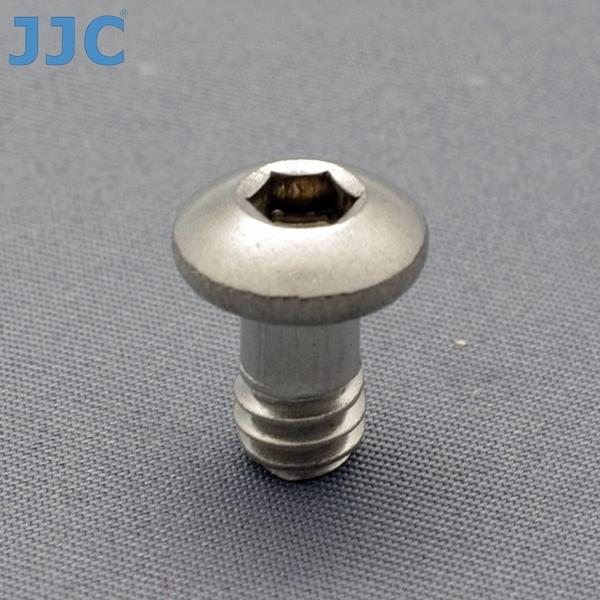 又敗家@JJC六角頭螺絲1/4吋公螺牙螺絲釘(2分二分細牙to 20 thread socket head Screw A