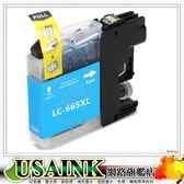 USAINK☆Brother LC-665XL / LC665XL C 藍色相容墨水匣 適用:MFC-J2320 / MFC-J2720  /LC669XL/LC665/LC669