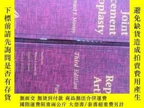 二手書博民逛書店Joint罕見Replacement Arthroplasty Third Edition(part1、part2