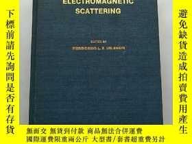 二手書博民逛書店electromagnetic罕見scattering (H22