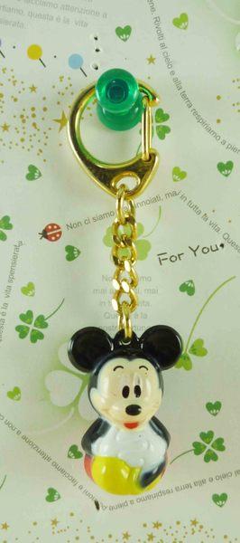 【震撼精品百貨】Micky Mouse 米奇/米妮 ~鑰匙圈-米奇鈴鐺