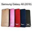 【Dapad】經典隱扣皮套 Samsung Galaxy A8 (2016)