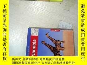 二手書博民逛書店Namibia罕見Namibia Reisen Tag fur