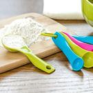 ✭米菈生活館✭【K55】調味量勺五件套組 毫升 湯匙 烘焙 秤量 料理 蛋糕 勺子 DIY 工具 廚房
